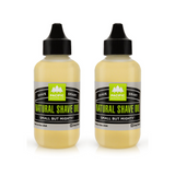 Natural Shaving Oil (2oz)