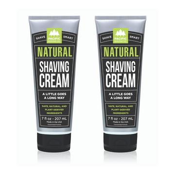 Natural Shaving Cream (7oz)