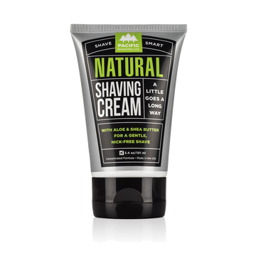 Natural Shaving Cream