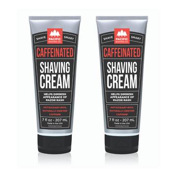 Caffeinated Shaving Cream (7oz)