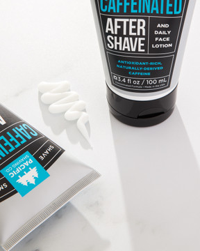 Caffeinated Aftershave Balm (7oz)