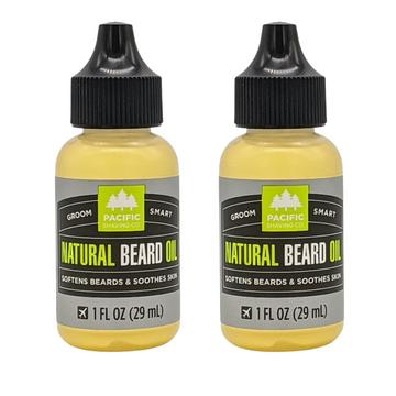 Natural Beard Oil (1oz)
