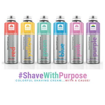 (2-PK) PINK SHAVING CREAM | BREAST CANCER RESEARCH