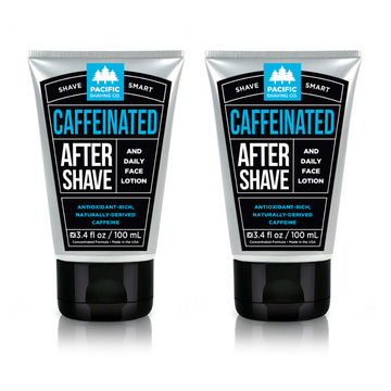 Caffeinated Aftershave Balm (3.4oz)