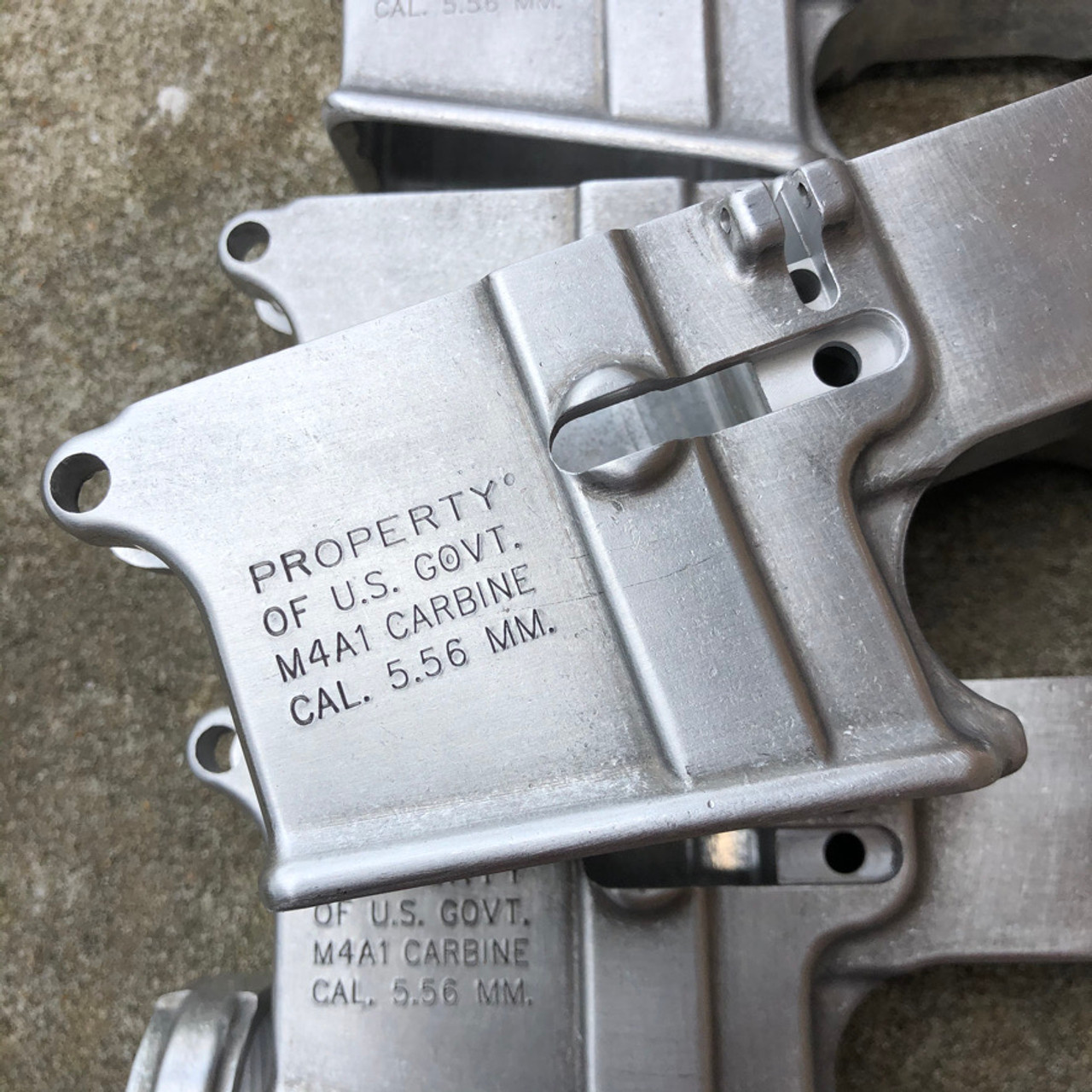 M4A1 Blanks