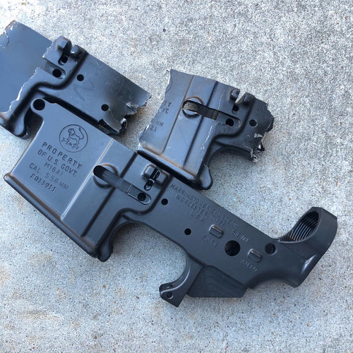 100% M16A1 H&R Rcvr  - Out of stock Batch 7