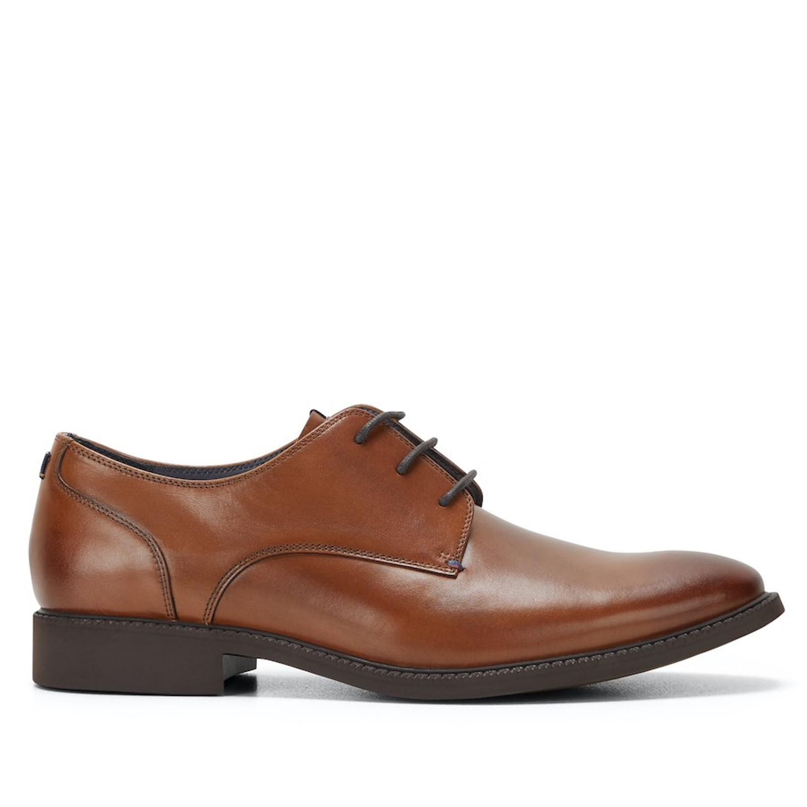 Shoe Warehouse Mens HARVEST Cognac