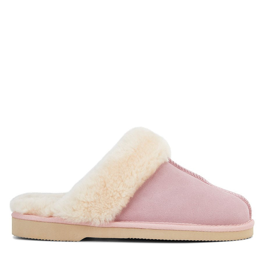 Shoewarehouse Doe Ugg Light Pink