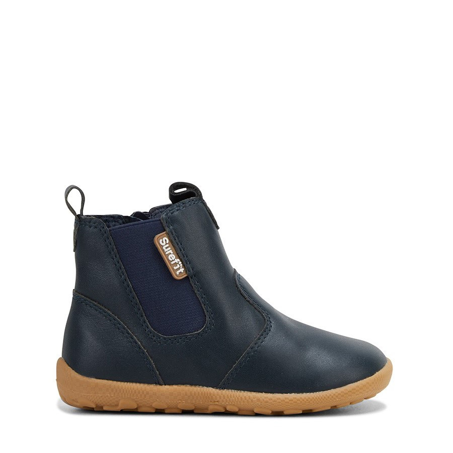 Shoewarehouse Mani Boot B Navy