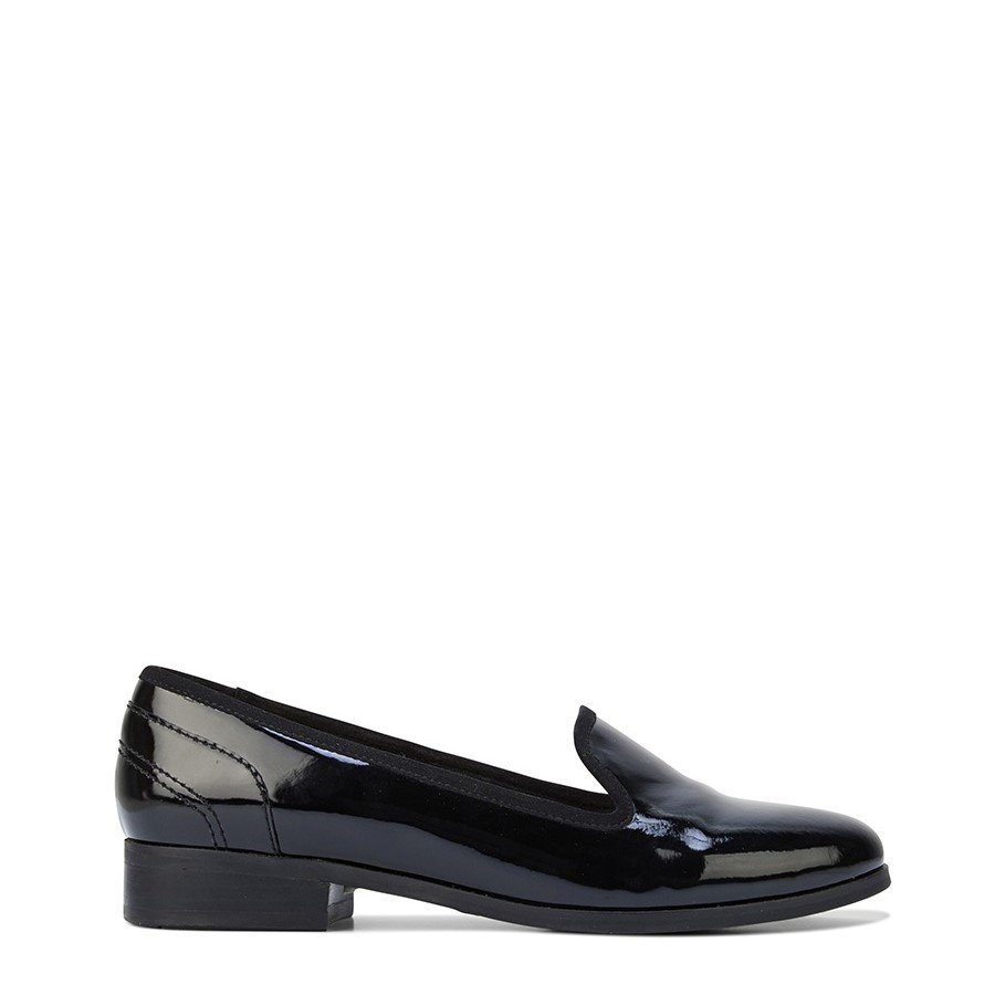 Shoe Warehouse Fantastic Black Patent