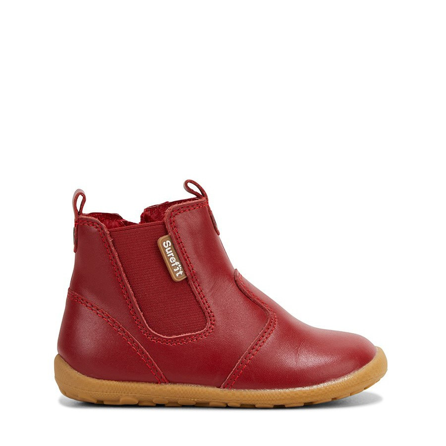 Shoe Warehouse Mani Boot B Red