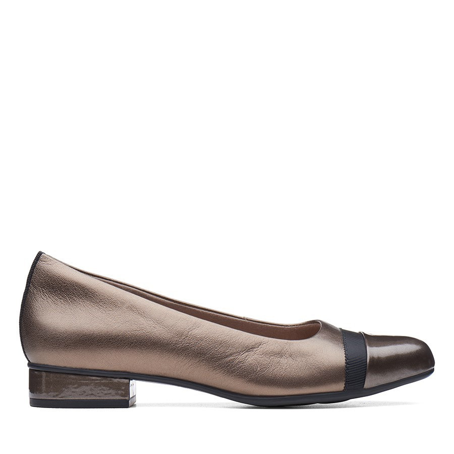 Shoewarehouse Juliet Monte Pewter