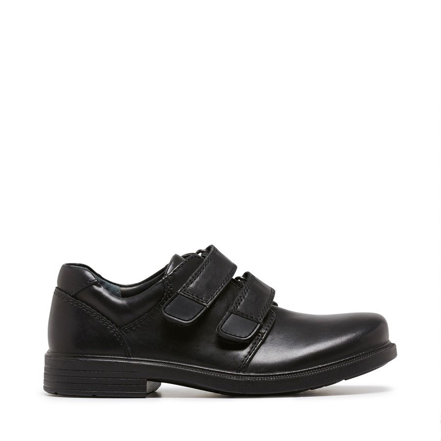 Shoewarehouse Scotch Black