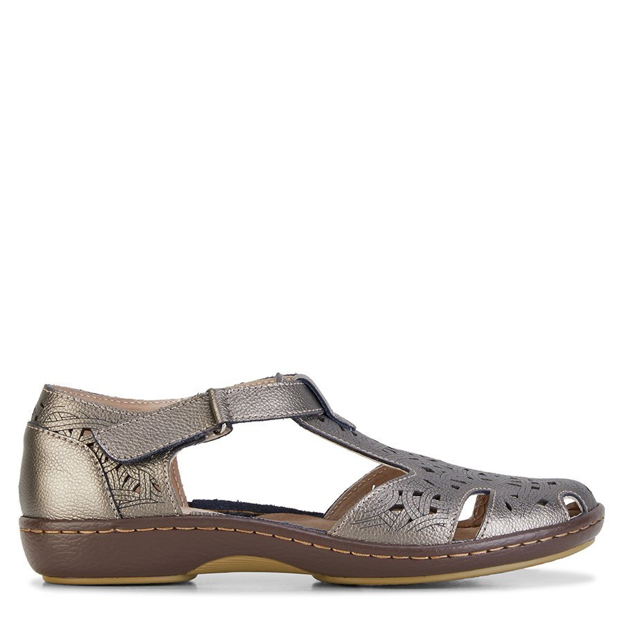 Shoewarehouse Chifley Pewter