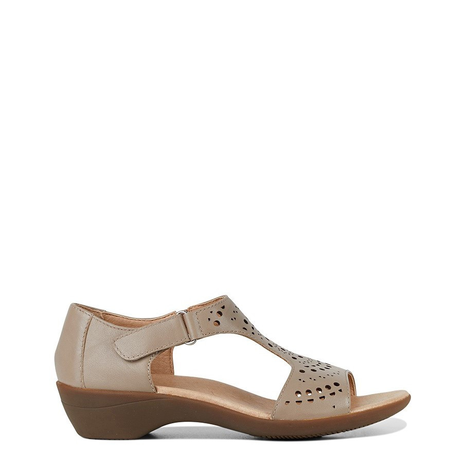 Shoe Warehouse Aster Summer Taupe