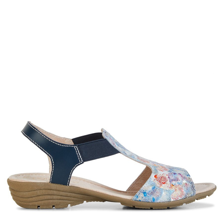 Shoewarehouse Adara Blue Multi