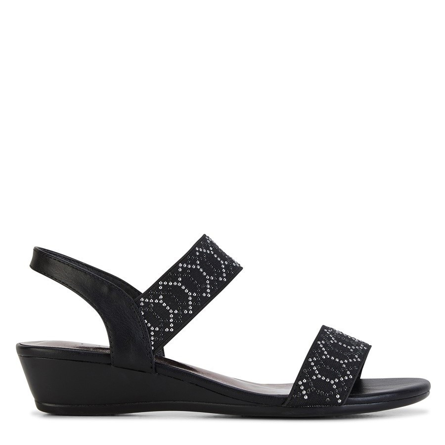 Shoewarehouse Roxie Black