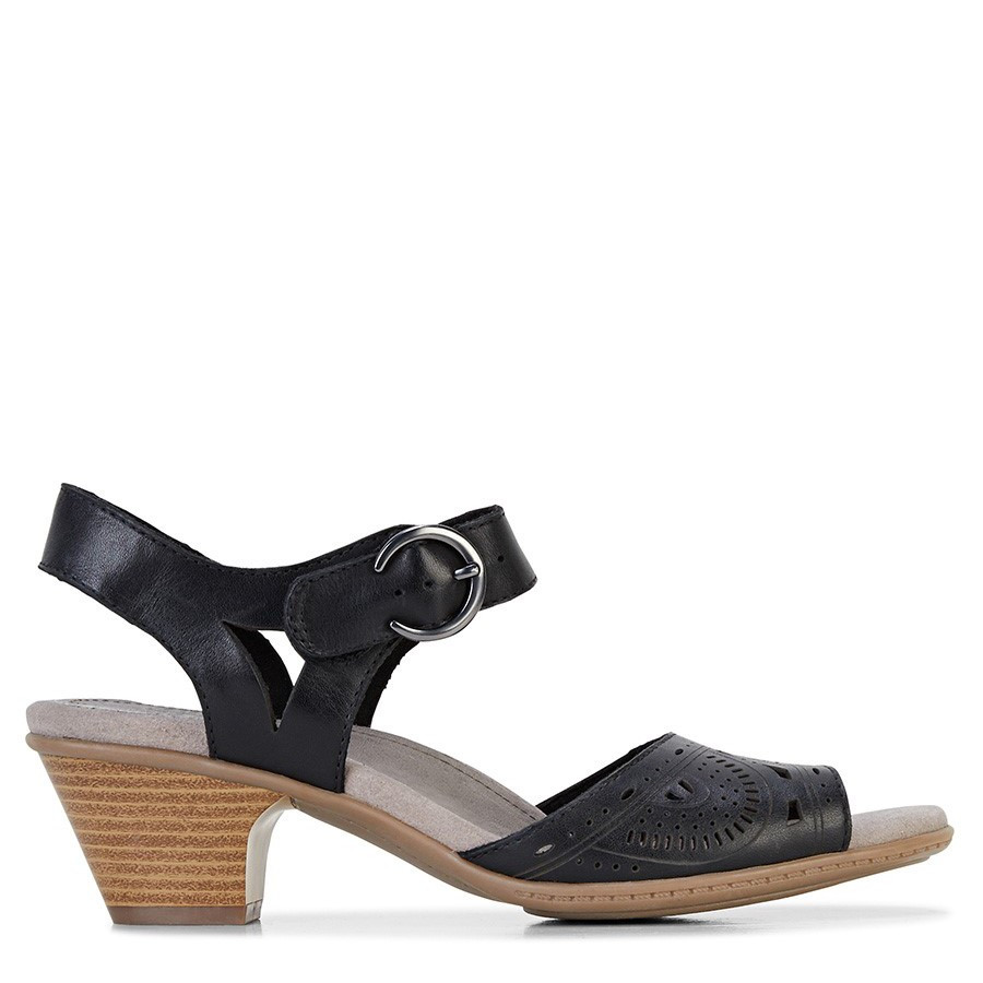 Shoewarehouse Westport Black