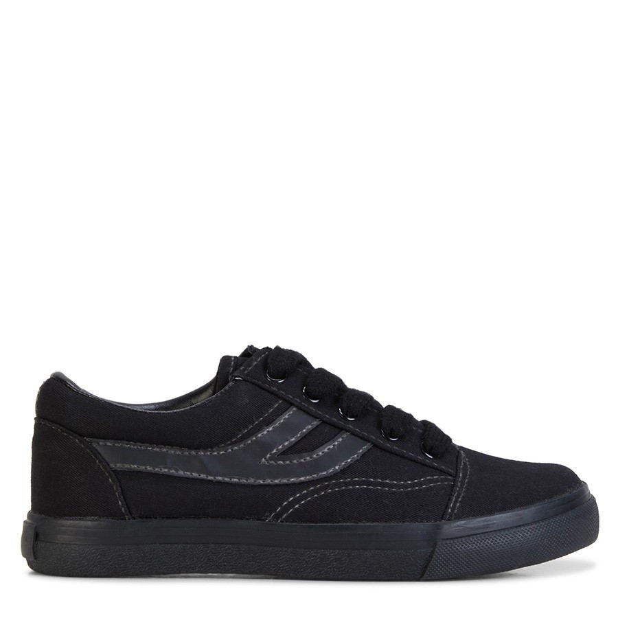 Shoe Warehouse Hendrix Jnr All Black