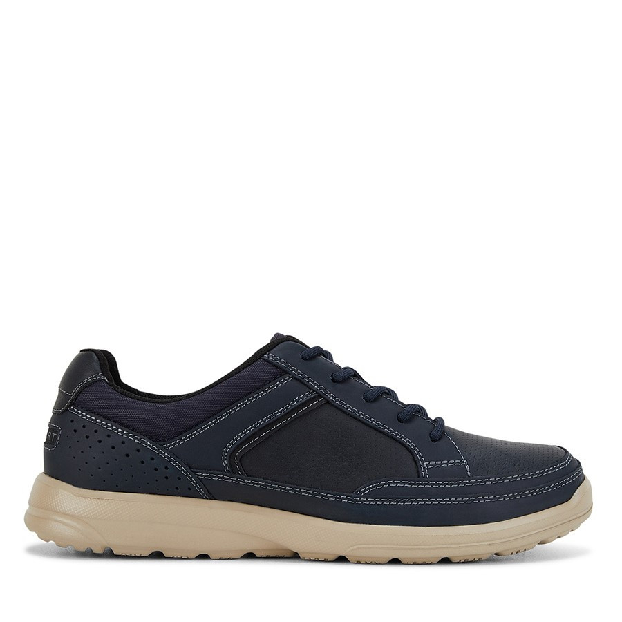 Shoewarehouse Welker Walker Navy