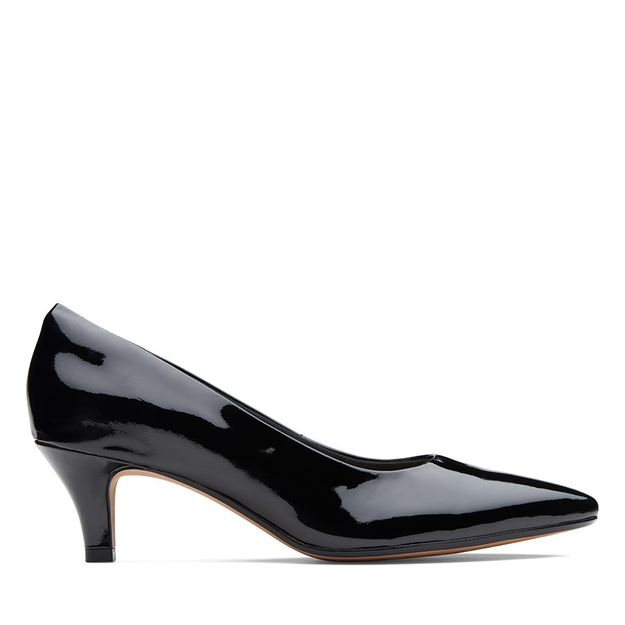 Shoe Warehouse Linvale Jerica Black Patent