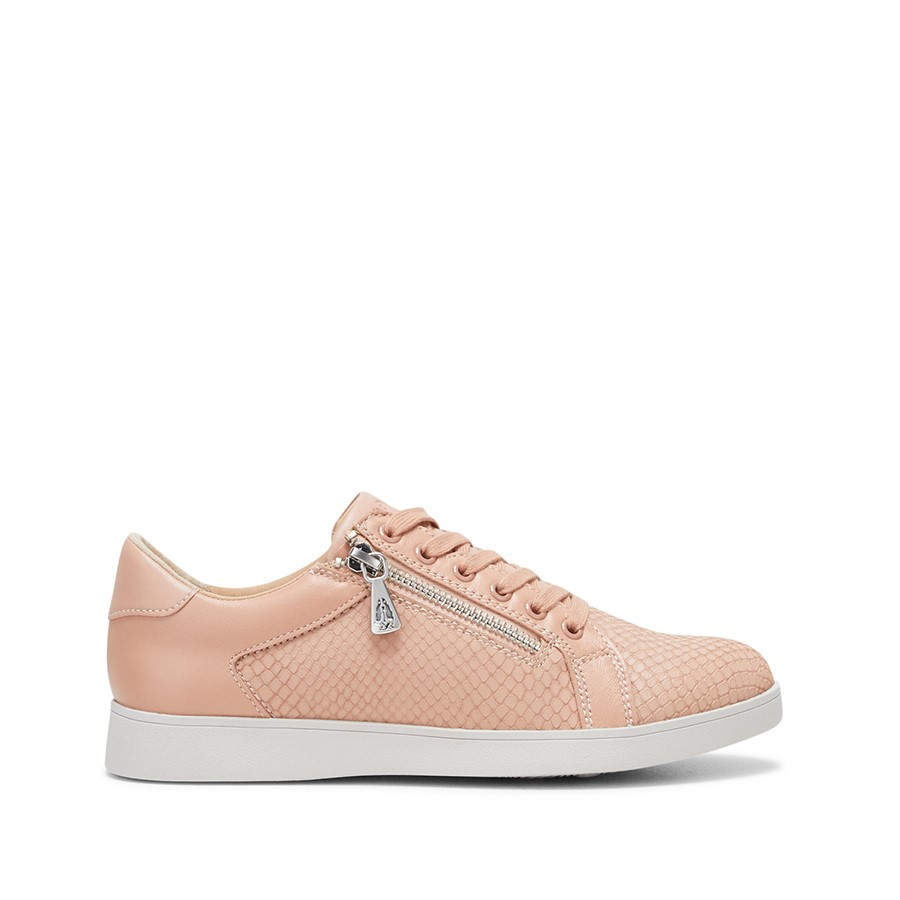 Shoe Warehouse Mimosa Blush Snake