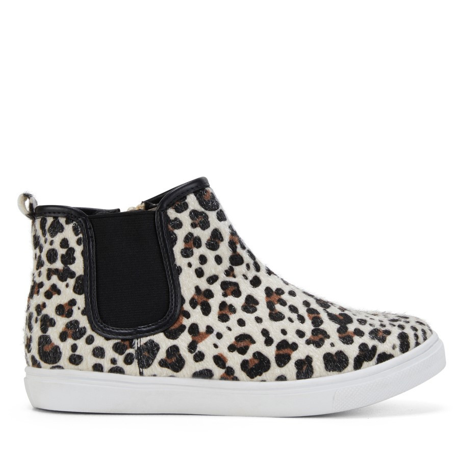 Shoewarehouse Malia Leopard