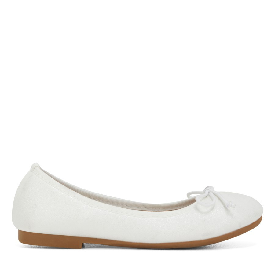 Shoewarehouse Rose White