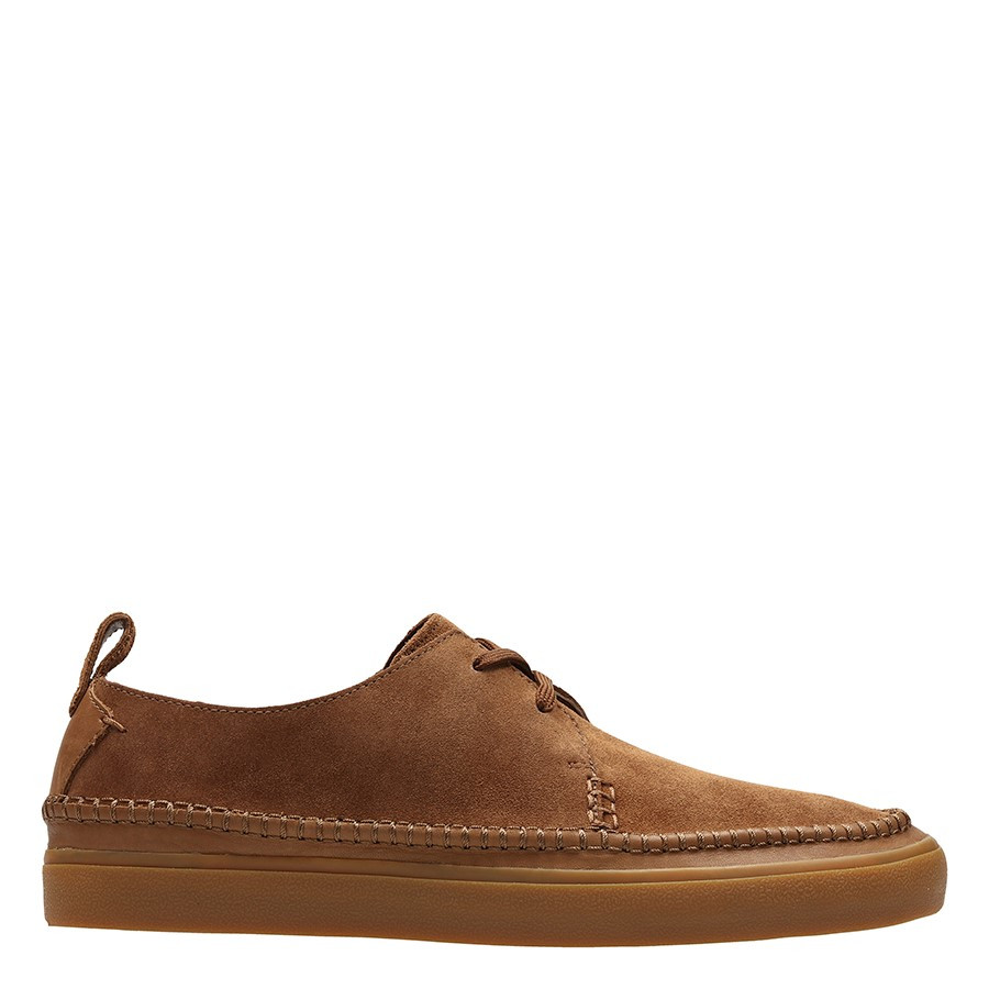 Shoe Warehouse Kessell Craft Tan Suede