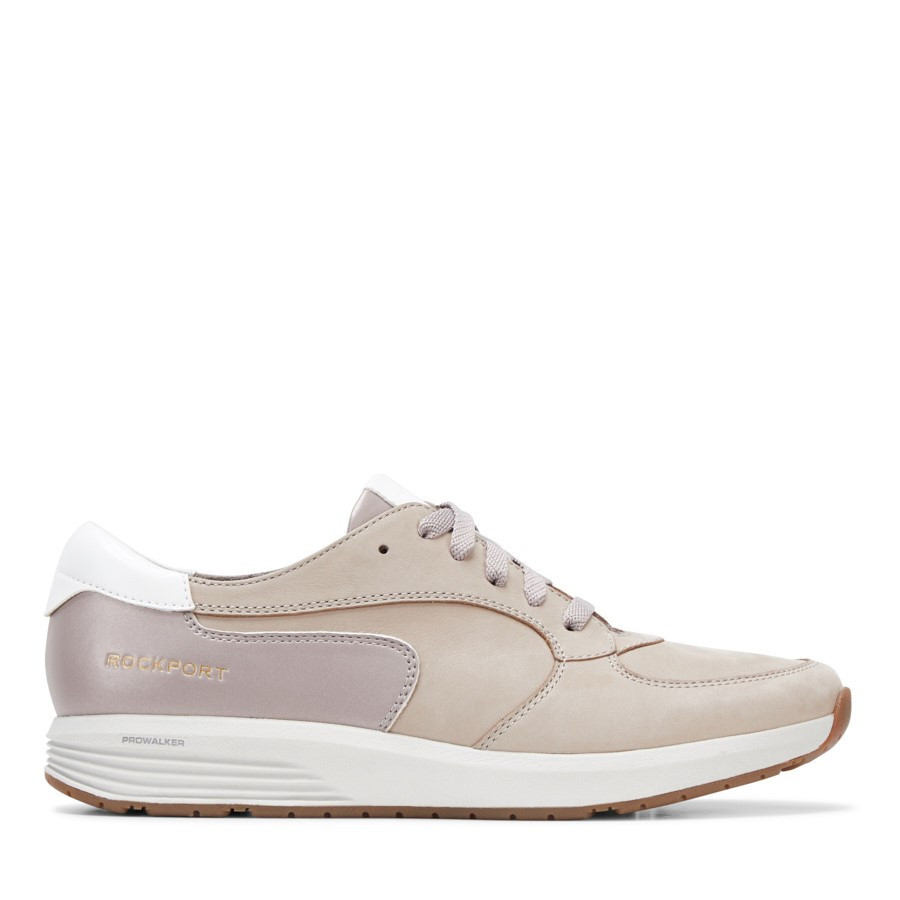 Shoewarehouse Trustride Blucher Beige