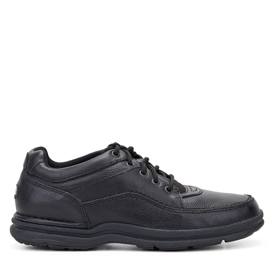 Shoewarehouse World Tour Classic Black Tumbled