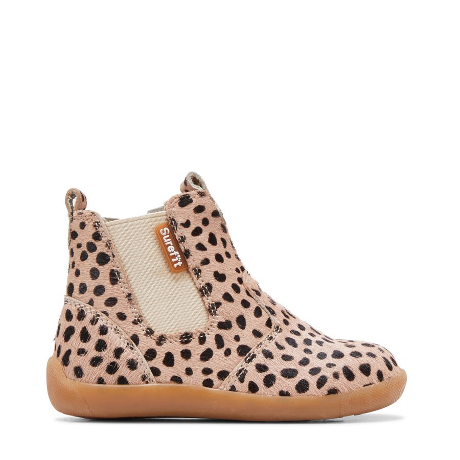 Shoewarehouse Mani Ii Boot Leopard