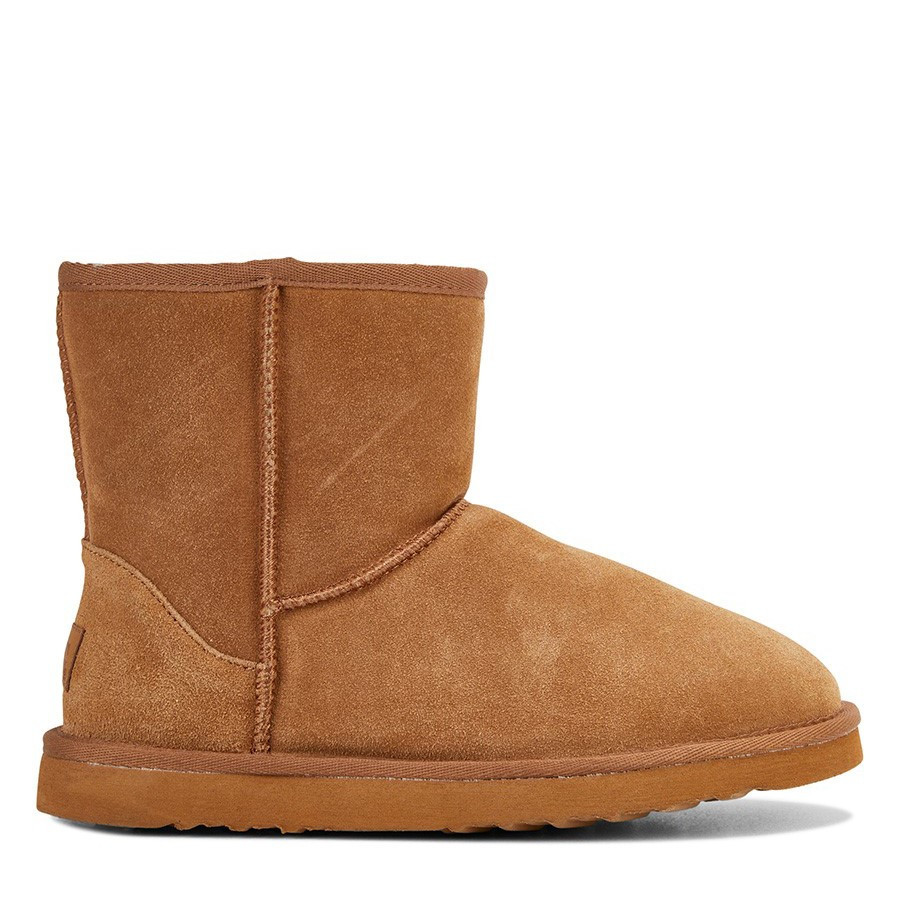 Shoe Warehouse Jackaroo Ugg Chestnut