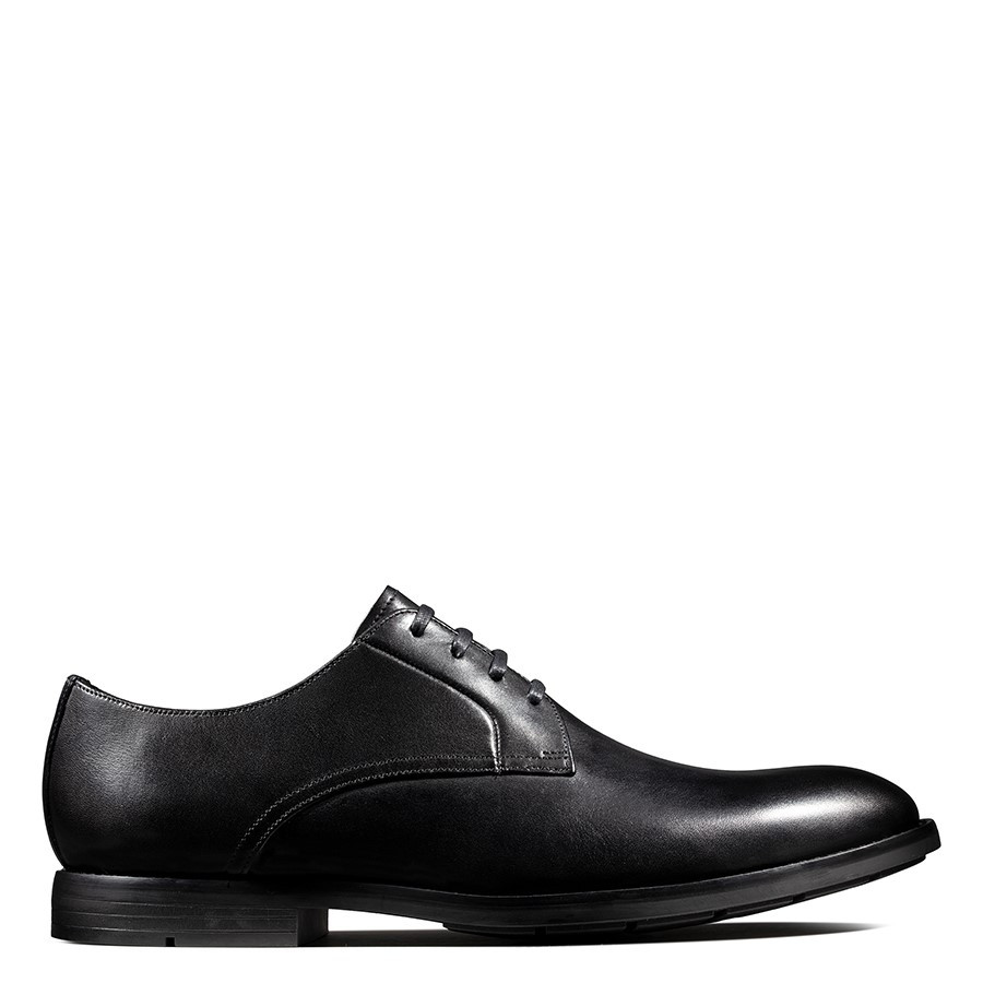 Shoe Warehouse Ronnie Walk Black Leather