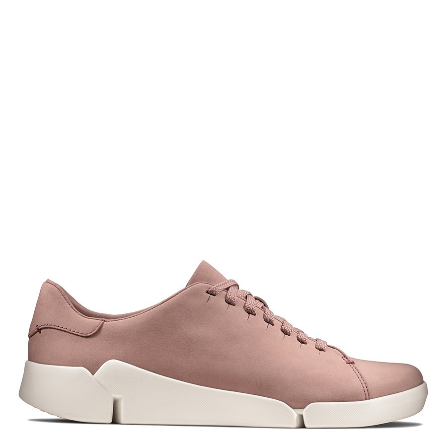 Shoe Warehouse Tri Abby Mauve Nubuck