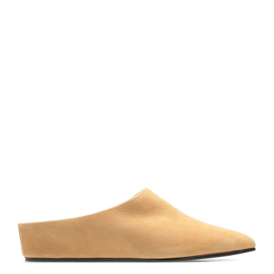 Shoe Warehouse Sense Beau Light Tan Nubuck