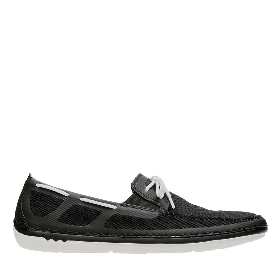 Shoe Warehouse Step Maro Wave Black