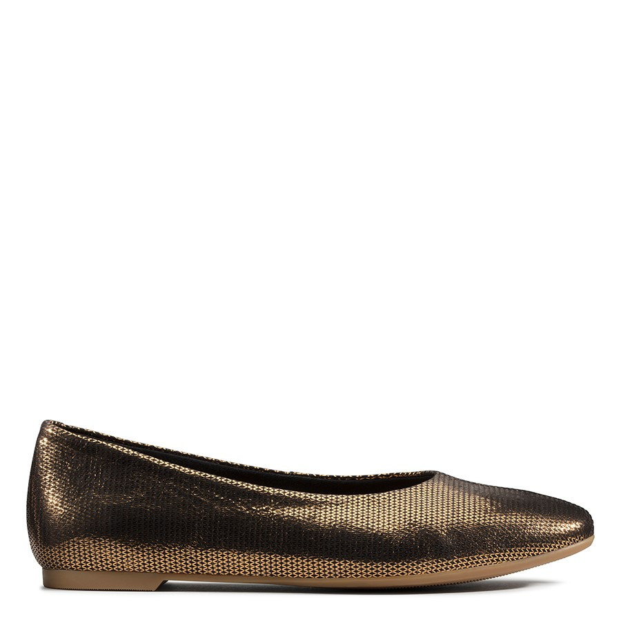 Shoe Warehouse Chia Violet Bronze Metallic