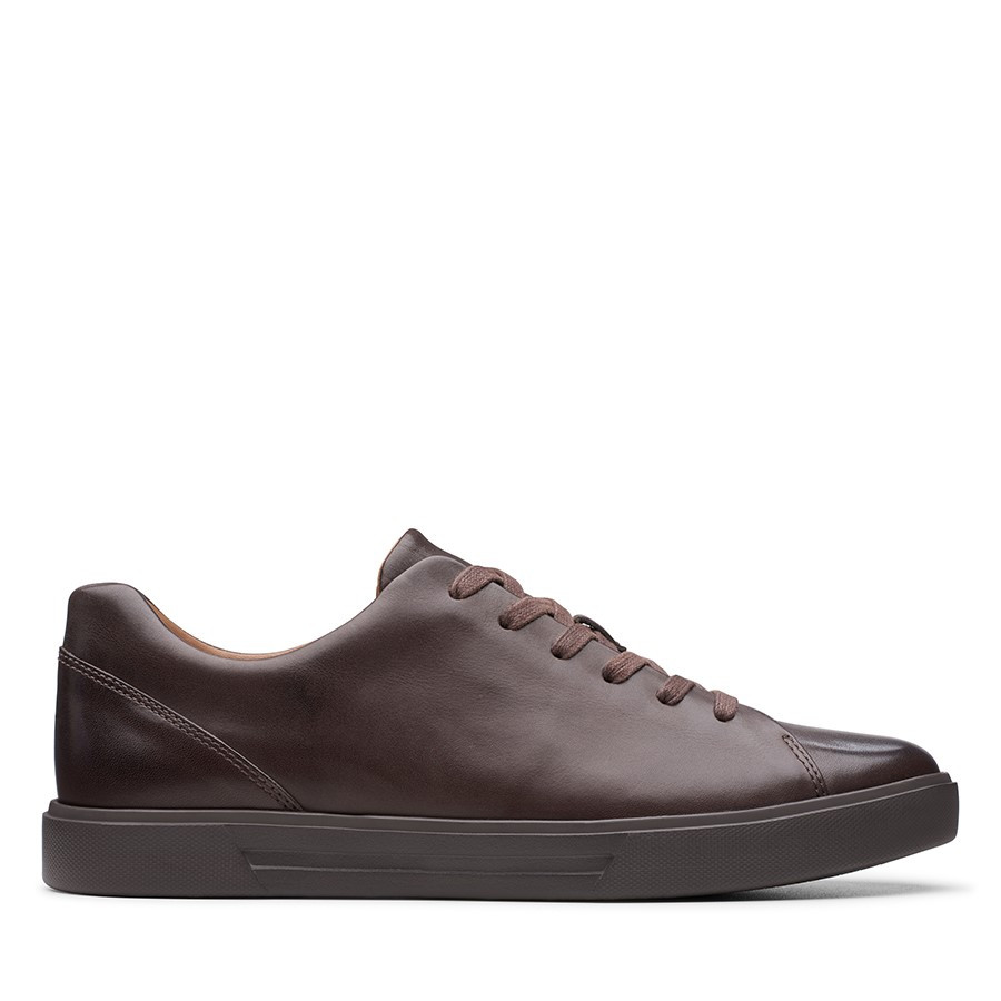 Shoe Warehouse Un Costa Lace Brown Leather