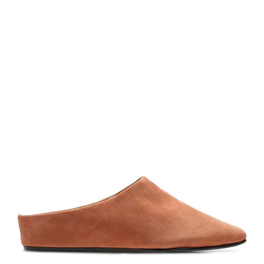 Shoe Warehouse Sense Beau Rust Nubuck