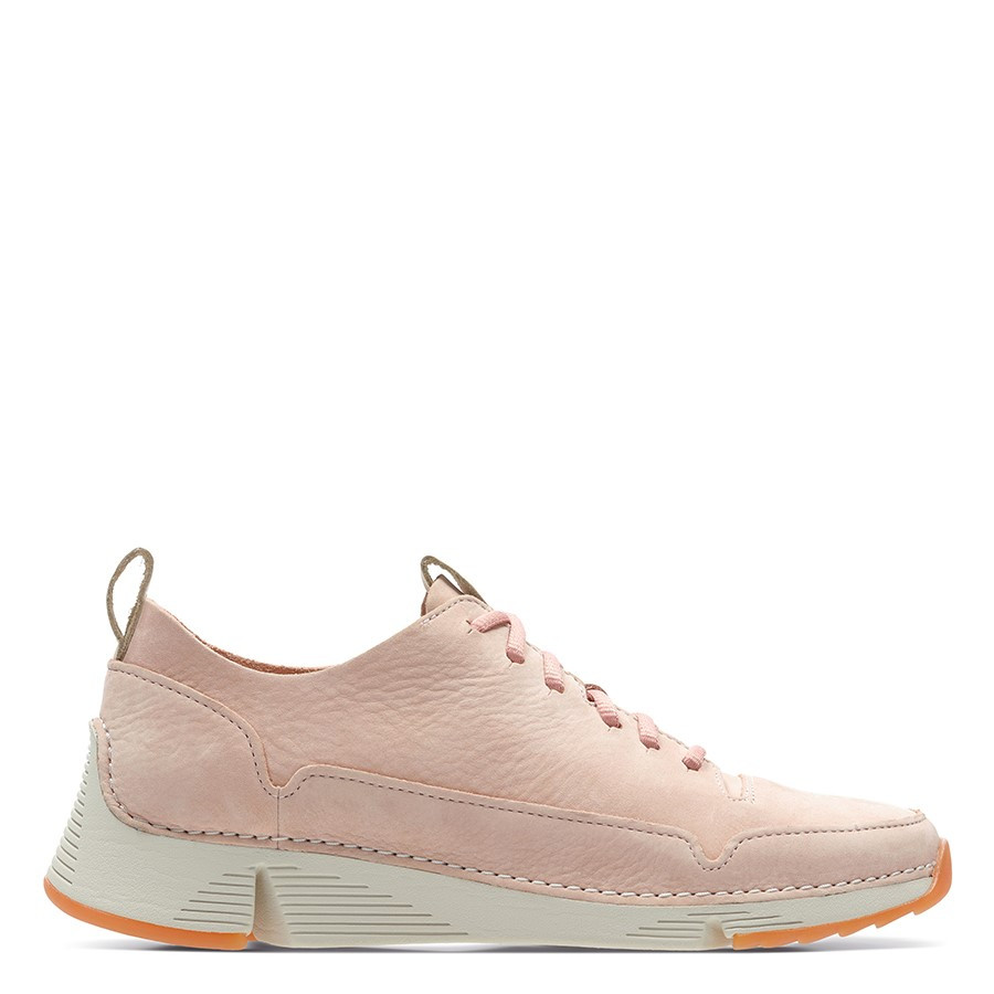 Shoe Warehouse Tri Spark Womens Light Pink