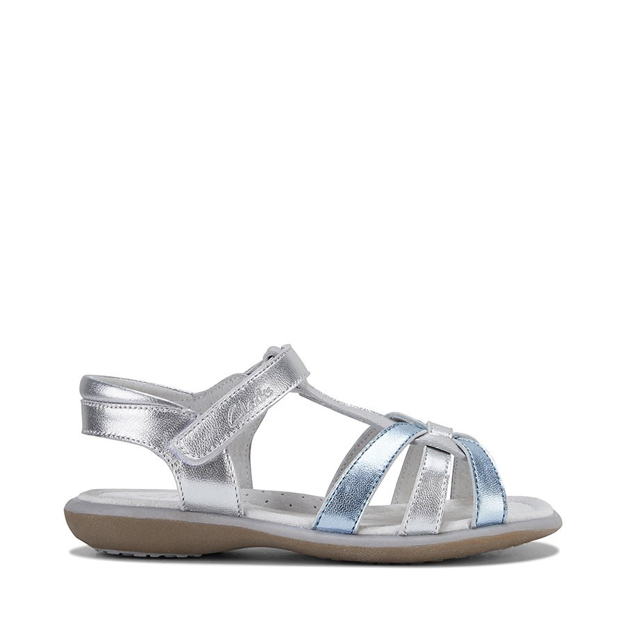 Shoe Warehouse Portia Silver Combo