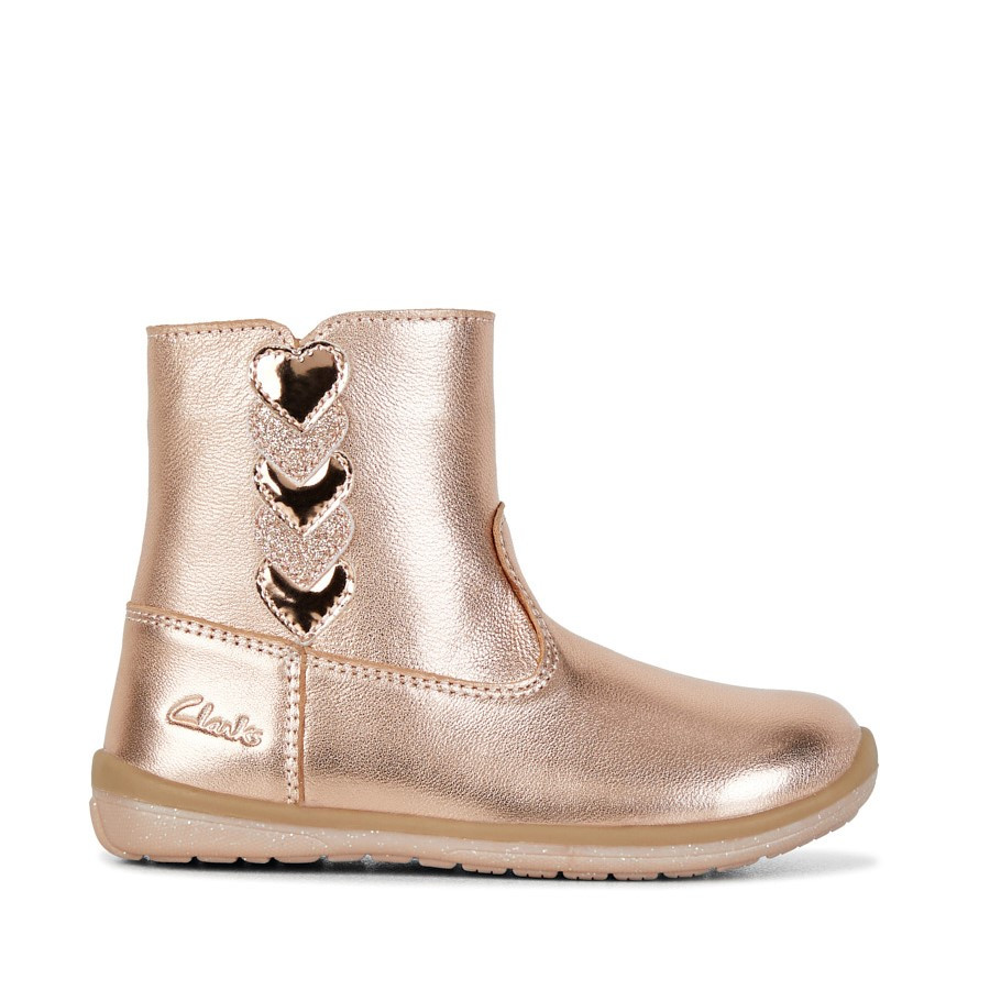 Shoe Warehouse Maddy Rose Gold