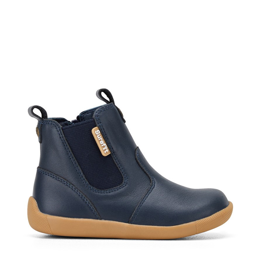 Shoewarehouse Mani Ii Boot B Navy