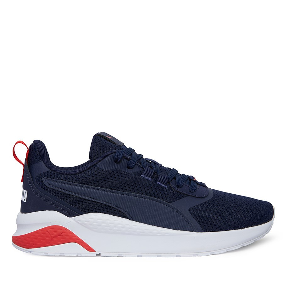 Shoewarehouse Anzarun Fs Navy/Red