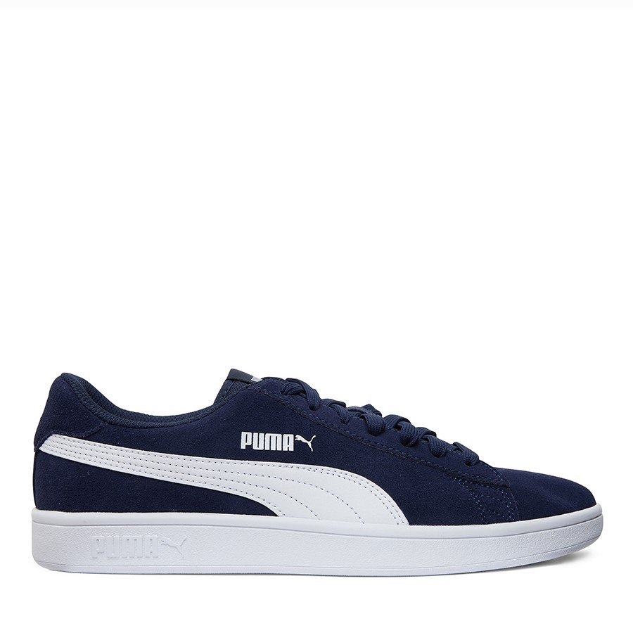 Shoewarehouse Smash V2 Navy/White