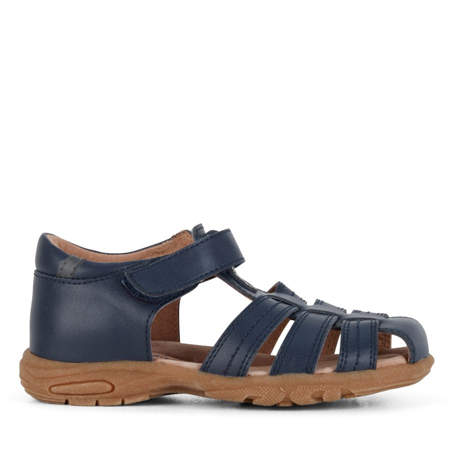 Shoe Warehouse Archery Navy/Tan