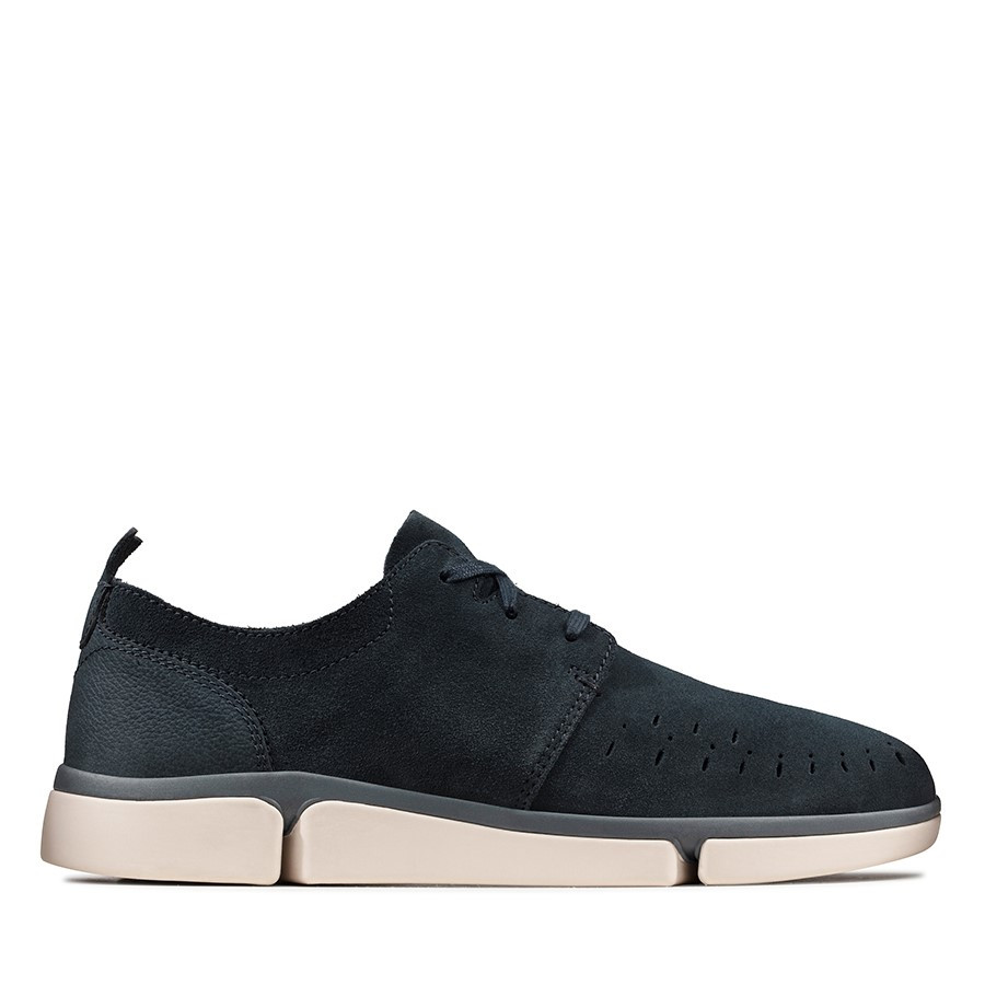 Shoe Warehouse Tri Verve Boss Navy Combo