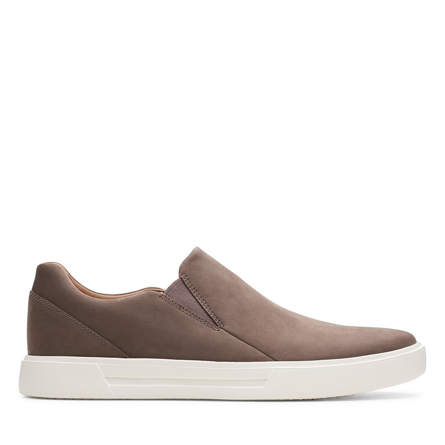 Shoe Warehouse Un Costa Step Taupe Nubuck