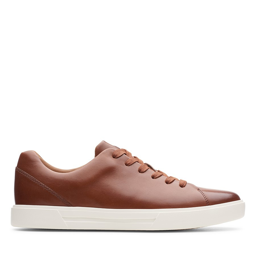 Shoe Warehouse Un Costa Lace British Tan Leather